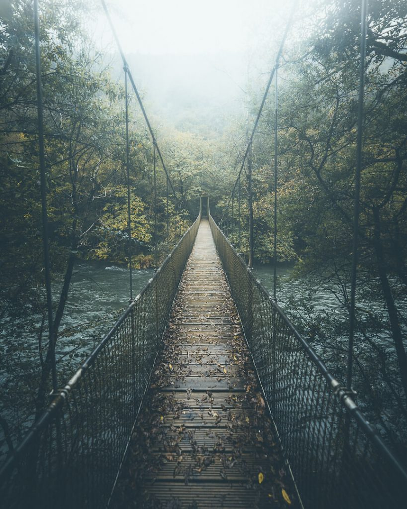ver en Galicia el Parque Natural de Fragas do Eume