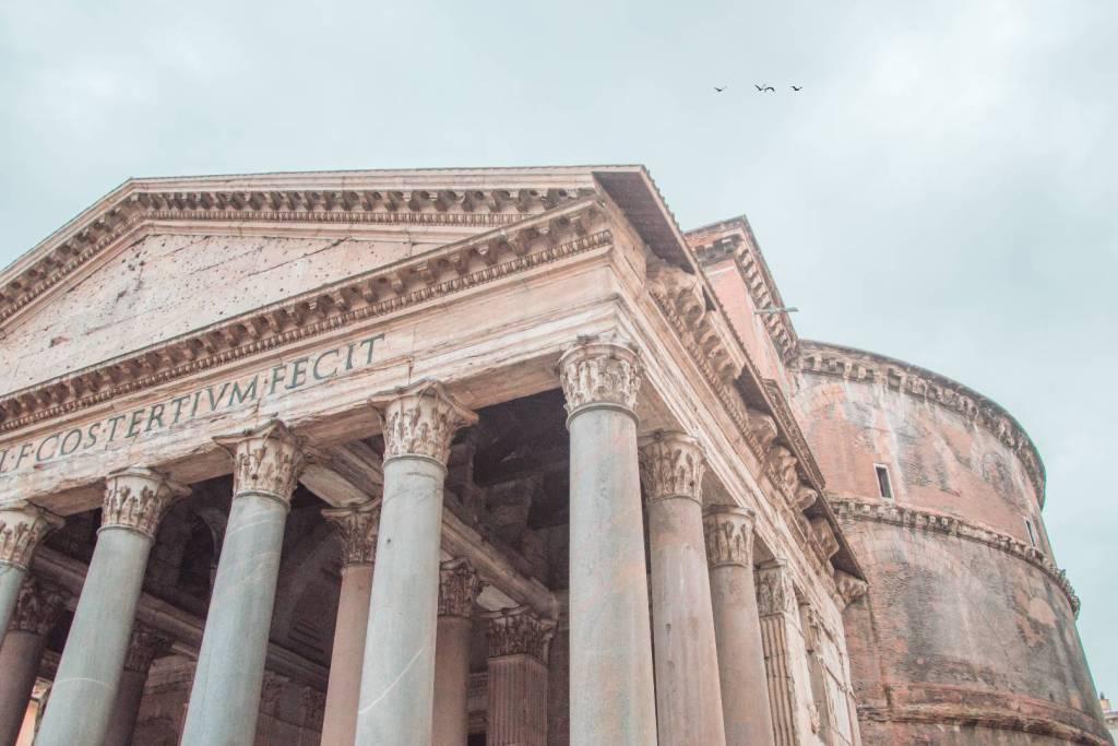 que ver en el Pantheon en roma