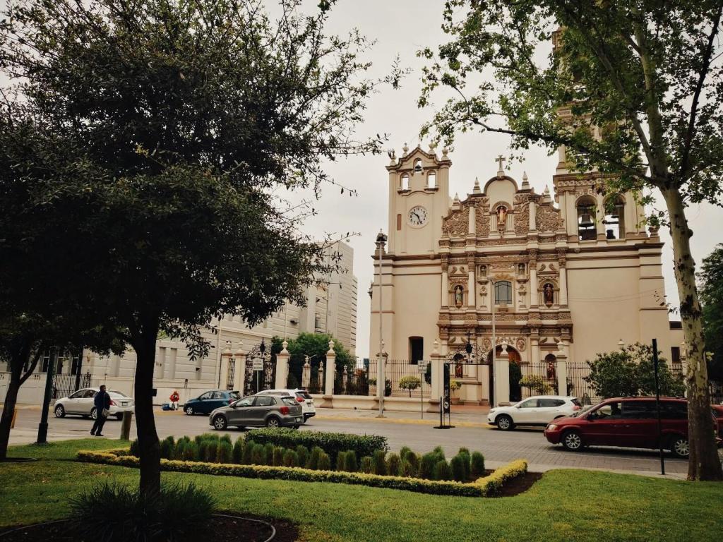 Catedral Metropolitana de Monterrey, Mexico