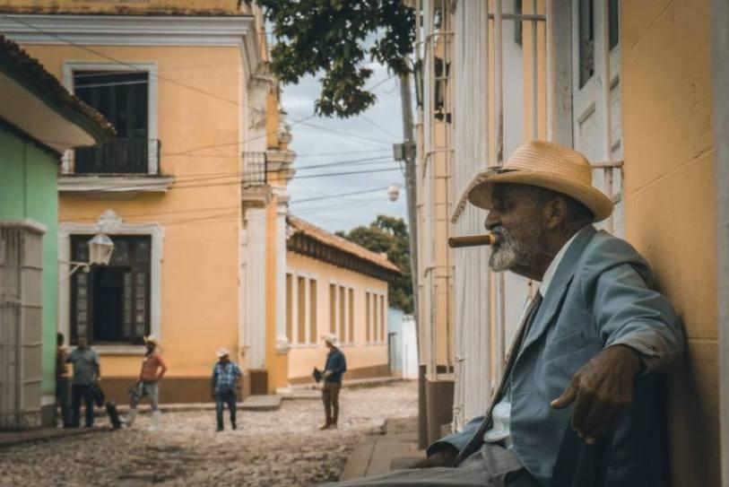 viaje trinidad cuba