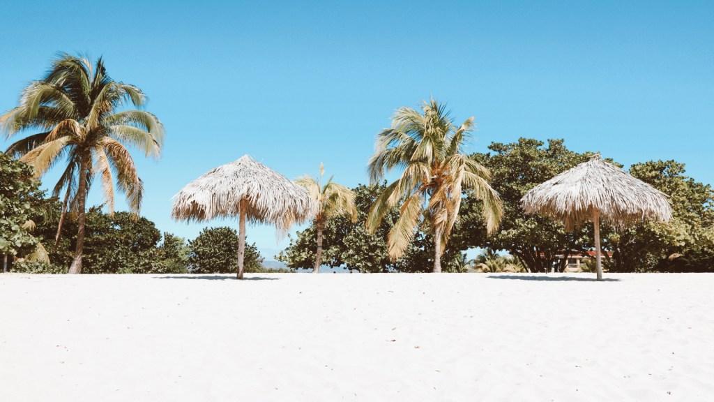 disfrutar de las playas de trinidad