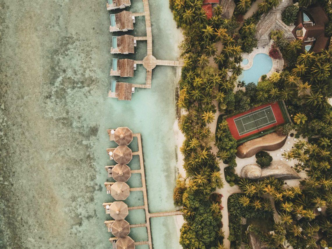 Alojamiento en Isla Kuramathi Maldivas