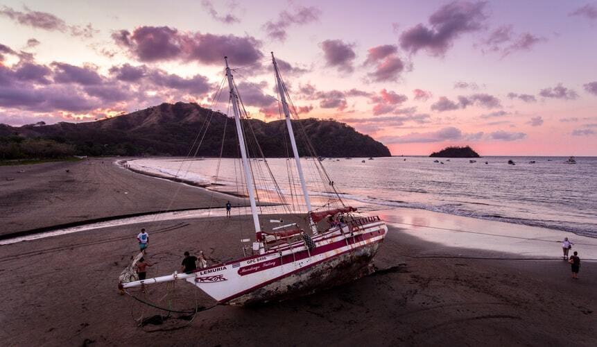 playas del coco liberia costa rica