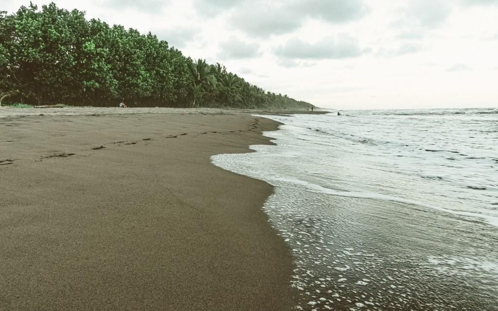 Playa Tortuguero, Costa Rica
