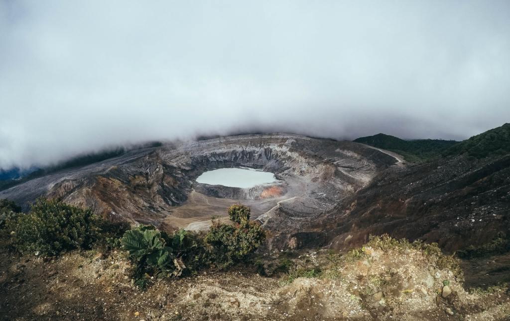 Volcán Poas, Alajuela Costa Rica