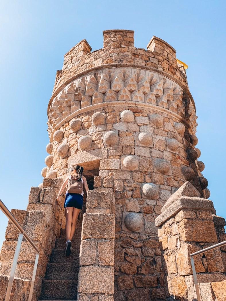 ver castillo manzanares el real madrid