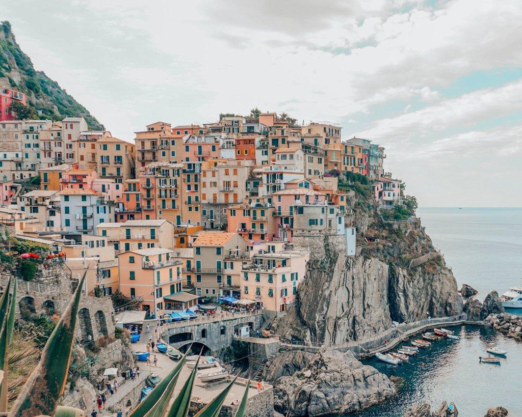 Nessun Dorma View in Cinque Terre