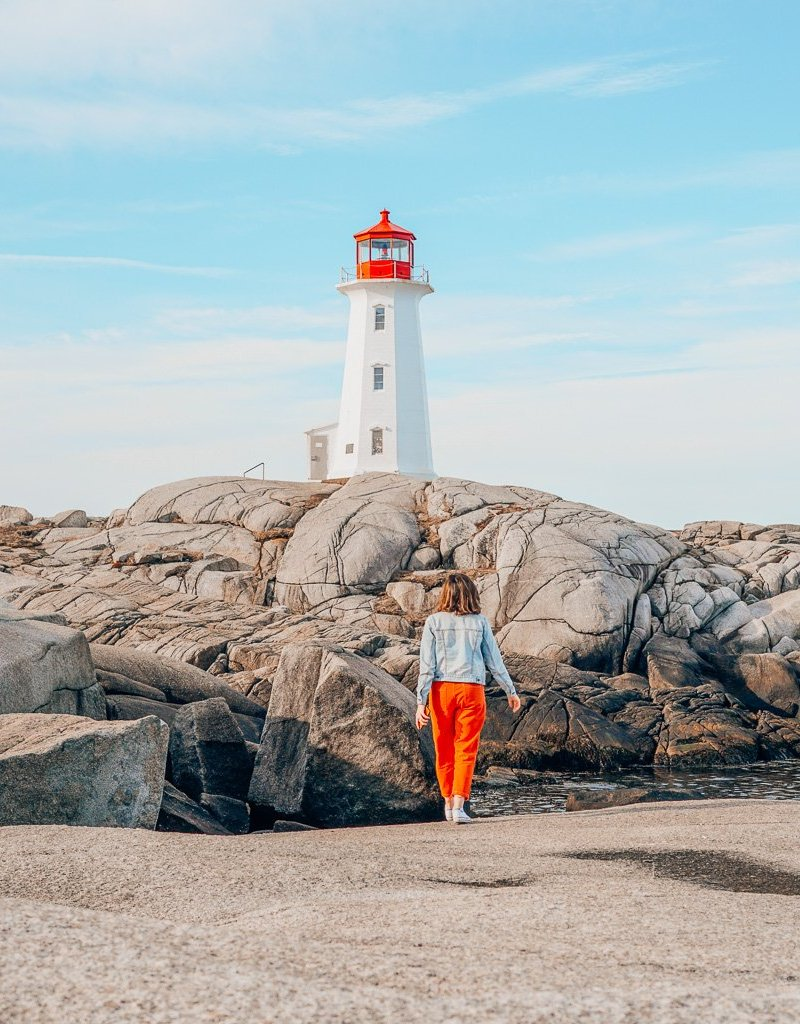 How to Plan a Day Trip to Peggy's Cove