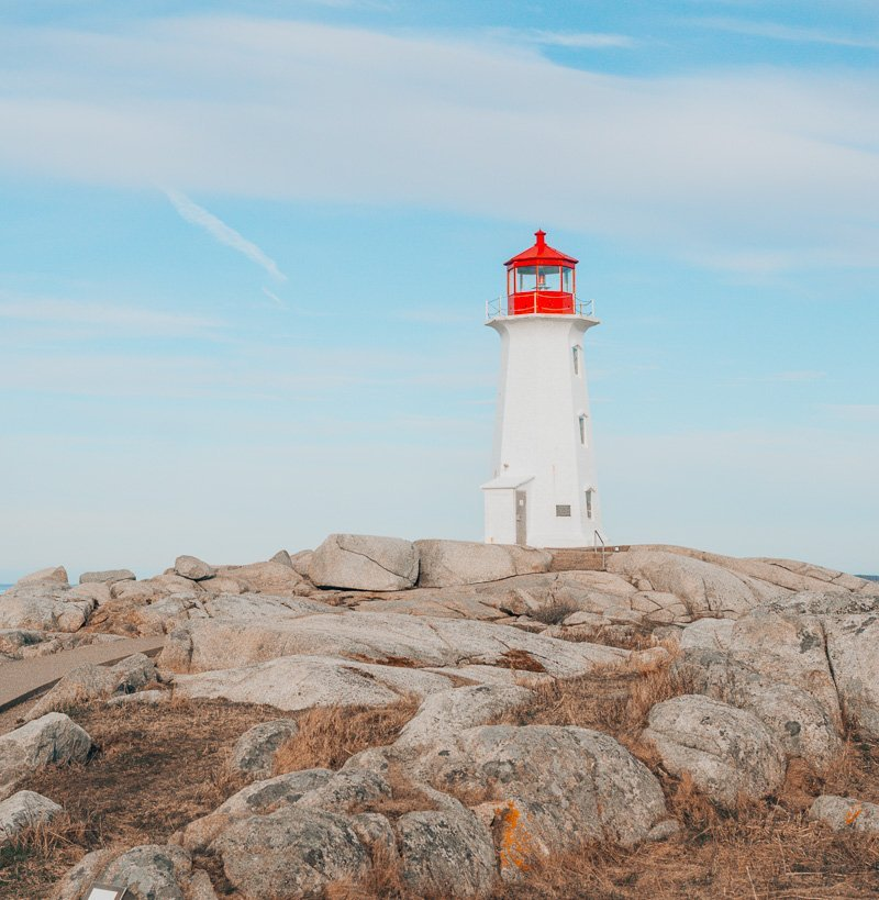20 Photos To Inspire You To Visit Peggy's Cove