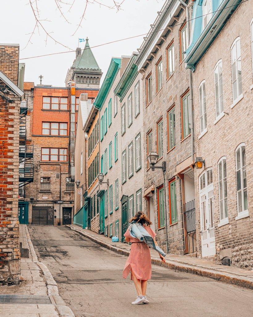 Instagram location in Quebec city