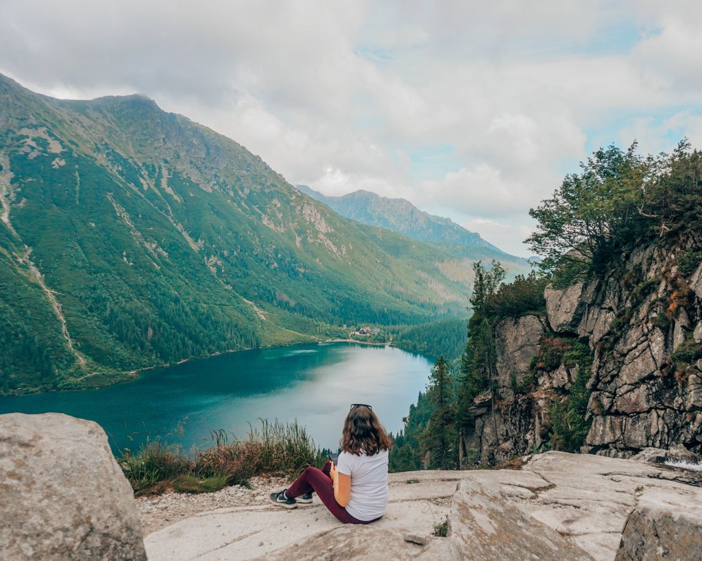 view of morskie oko