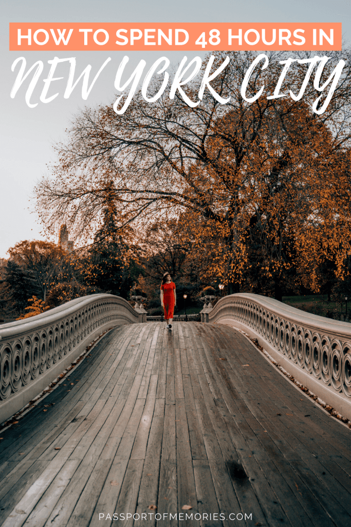 How to Spend 48 Hours in New York City