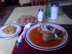 Haitian Food, Hugo Morel