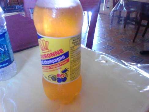 Haitian soda, Hugo Morel