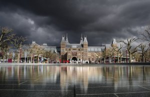 Rijksmuseum best things to do in amsterdam