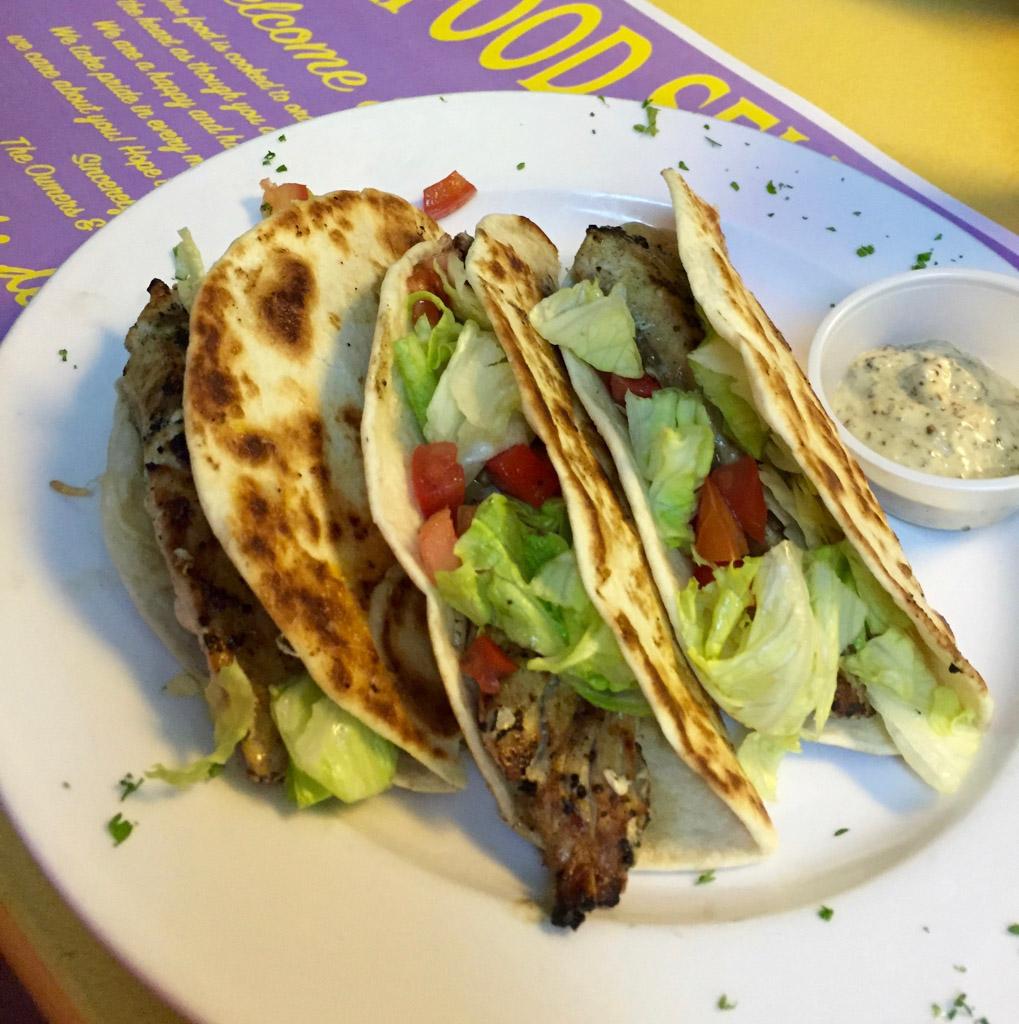 Anna Maria Island Food Review