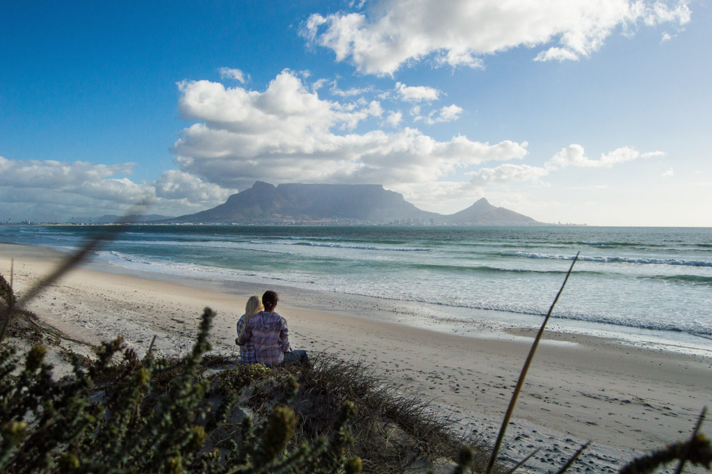 Peaceful views of Table Mountain with The Passport Pair