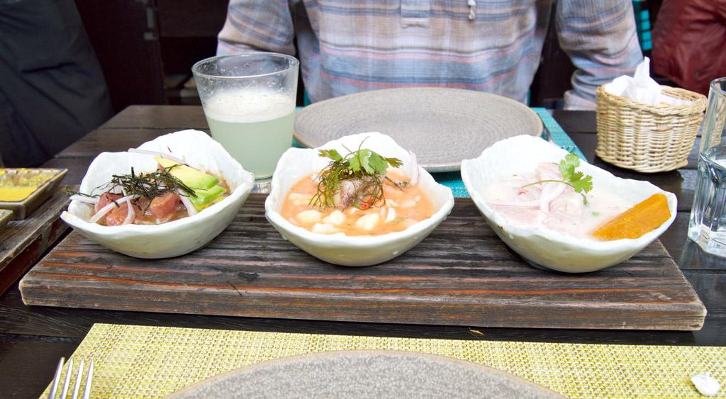 La Mar Ceviche Lima Peru