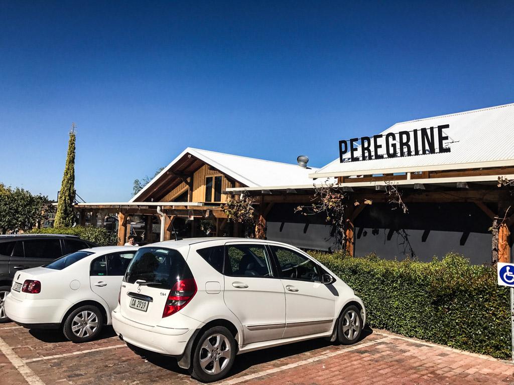 Peregrine Farm Stall Cape Town