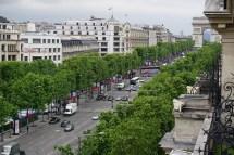 Marriott Champs-lyses Paris France