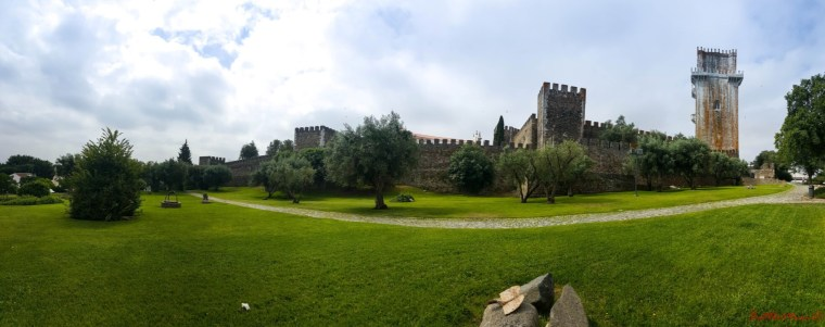 Beja Castle With Kids - A Beautiful Castle in Central Portugal