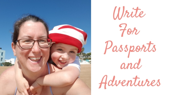 Write For Passports and Adventures