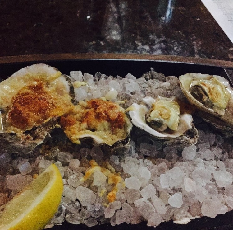 Best Oyster Bars in Nashville - Chargrilled Oysters