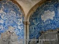 Mosaic Tiles in Porto