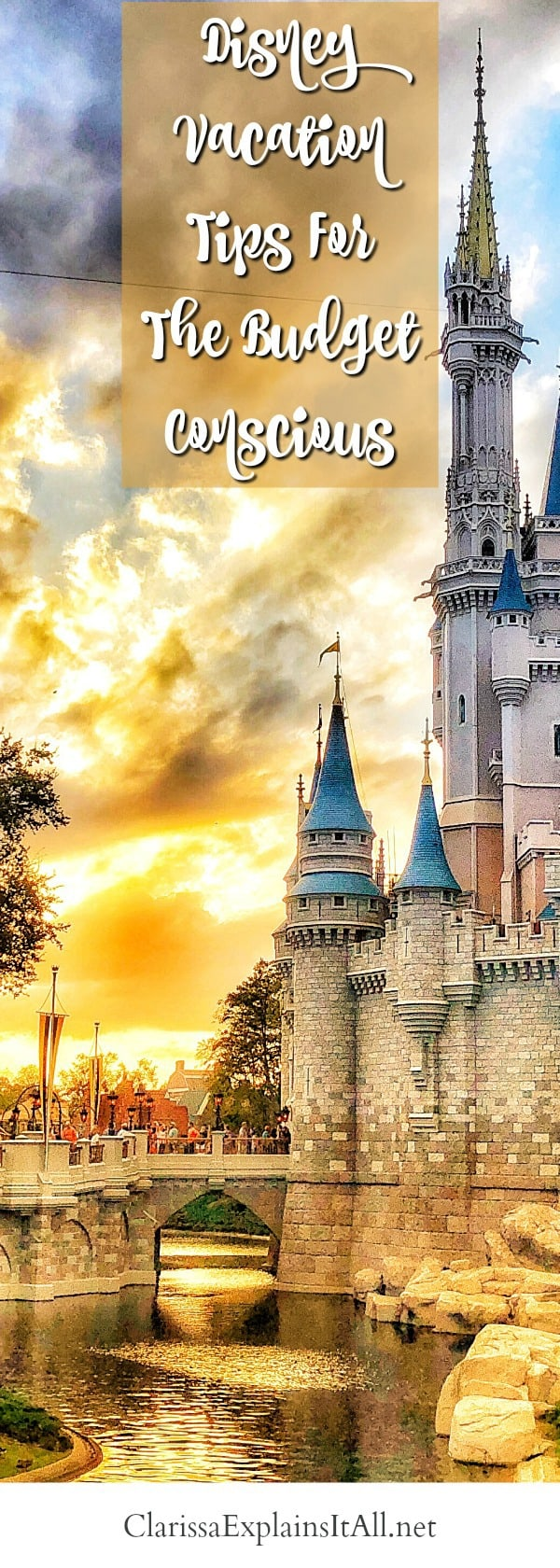Disney Vacation Tips for the Budget Conscious