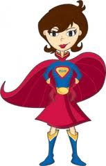 We are all Super Mom!