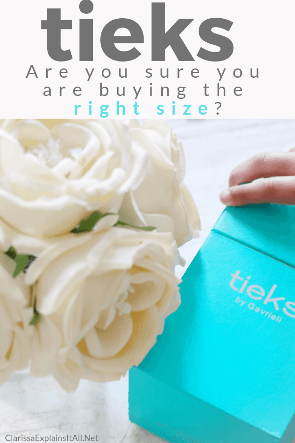 Are You Sure You Are Buying The Right Size Tieks?