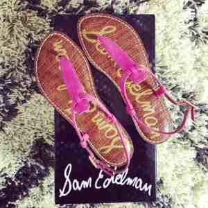 Sam Edelman Gigi Sandals On Sale and Perfect For Spring