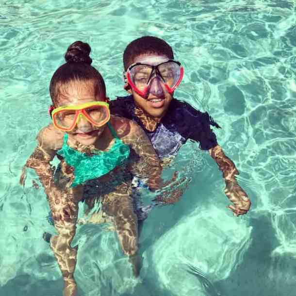 Why I Finally Said Yes To Swimming With My Kids