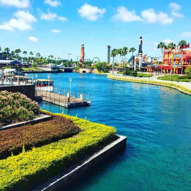 Universal Studios Florida Citywalk