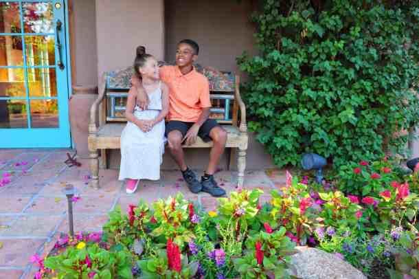 biracial kids in Phoenix Arizona