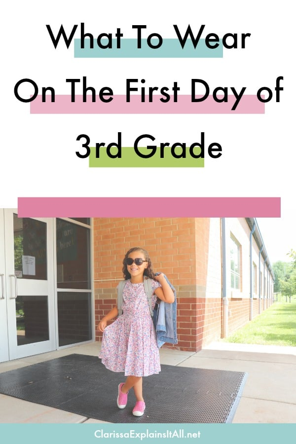 5 Fun Back To School Outfits For Girls