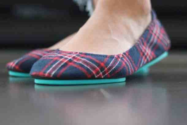 Why You Need These New Plaid Tieks Ballet Flats