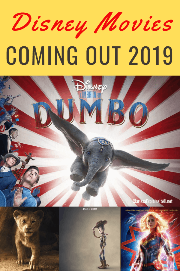Did you see the new Disney movies coming out? Lucky for you I am sharing the Walt Disney Studios full slate of movies scheduled for release in 2019. This includes Disney, Marvel Studios, DisneyNature, Pixar and LucasFilm (Star Wars).