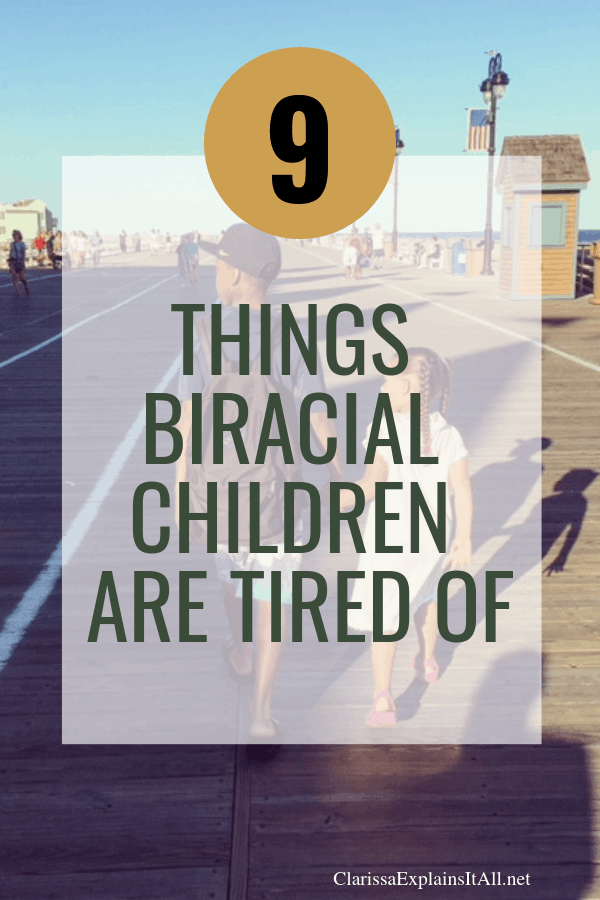 Do people ever ask what you are?I'm raising a multicultural family and I need to share 9 things biracial children are tired of being asked and hearing.
