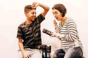 AXE deodorant for teens