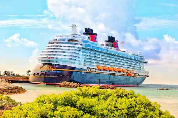 Disney Cruise Ship Disney Dream