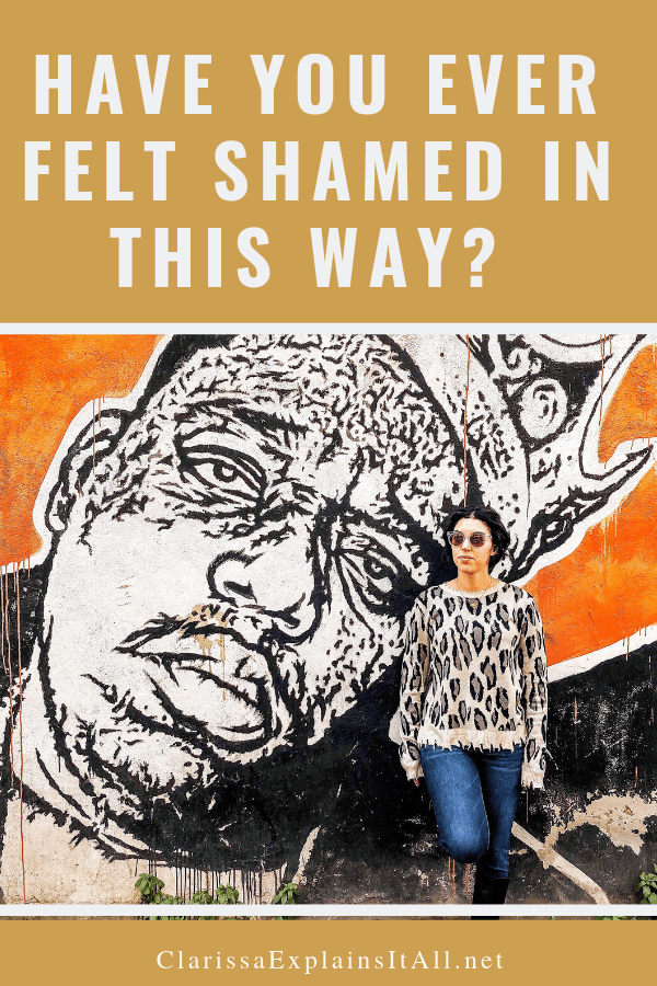 What is travel/vacation shaming? Have you ever felt shamed in this way or in some other way, especially when it comes to doing something you love?