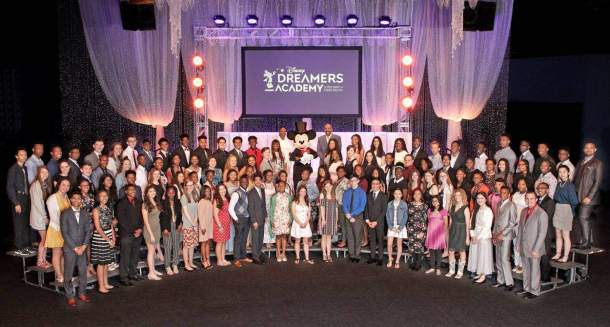 Disney Dreamers Class of 2019