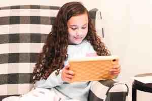 Kids reading books online