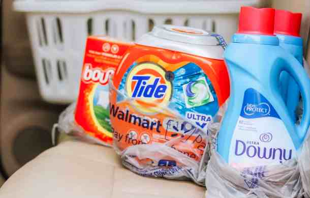 Simple Ways To Ease The Load of Laundry
