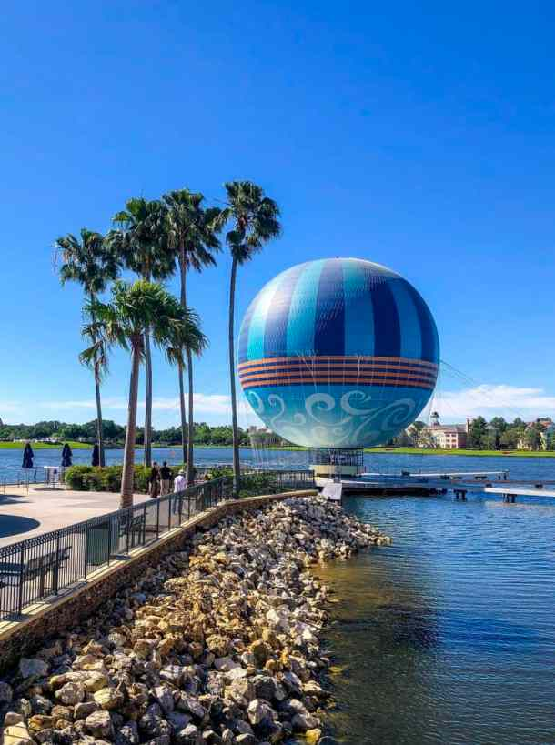 Disney Springs Aerophile Ride To Bond With Your Teen In Disney World