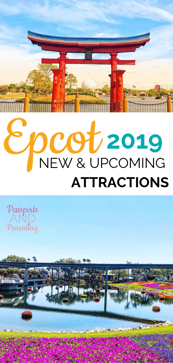 2019 Epcot Changes have already begun. Here are some things to look forward to, in the near future regarding Disney World's most unique park.