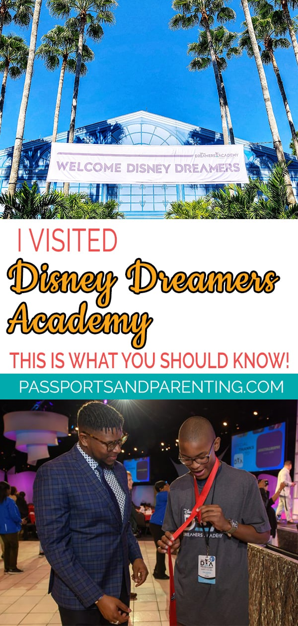 Are you familiar with Disney Dreamers Academy? I attened the 12th annual event at Walt Disney World, and here is the truth about Disney Dreamers Academy.