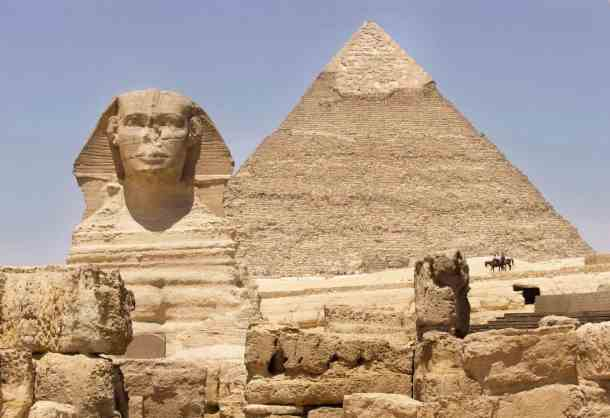 Egyptian pyramids Adventures by Disney 2020