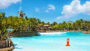 Disney World Typhoon Lagoon Water Park
